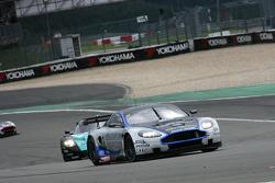 #10 Hexis AMR Aston Martin DB9: Clivio Piccione, Jonathan Hirschi