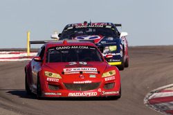 #30 Racers Edge Motorsports Mazda RX-8: Jade Buford, Andy Lally