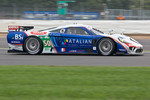 #50 Larbre Competition Saleen S7-R: Gabriele Gardel, Patrice Goueslard, Fernando Rees