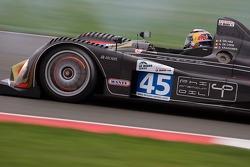 #45 Boutsen Energy Racing Formula le Mans - Oreca 09: Dominik Kraihamer, Nicolas De Crem, Bernard Delhez