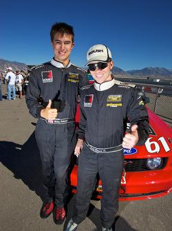 Billy Johnson and Jack Roush