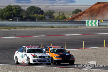 #24 V-Pack Motorsport BMW 330: BJ Farmer, Ron Farmer, #65 RACE EPIC/Murillo Racing BMW 328i: Chris Brown, Bob Stretch