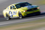 #29 Racers Edge Motorsports Mustang Boss 302R: Jade Buford, Daniel DiLeo