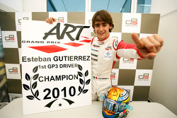 Esteban Gutierrez in the champions press conference