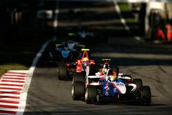Nico Muller leads Esteban Gutierrez and Rio Haryanto
