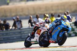 Alvaro Bautista, Rizla Suzuki MotoGP, Marco Melandri, San Carlo Honda Gresini