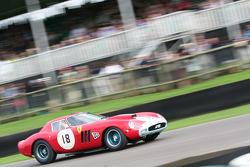 Winners Hardman-Gounon Ferrari 250 GTO/64