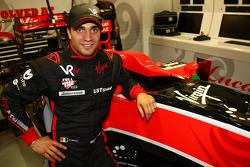 Jerome D'Ambrosio, Test Driver, Virgin Racing