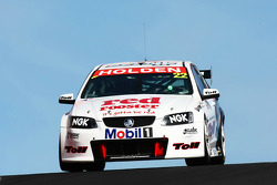 #22 Toll Holden Racing Team: Will Davison, David Reynolds