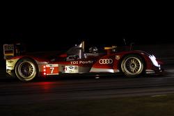 #7 Audi Sport Team Joest Audi R15: Rinaldo Capello, Tom Kristensen, Allan McNish