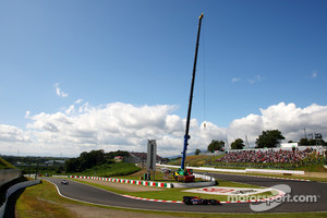 A dry Japanese Grand Prix is expected