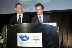 LMGT driver championship: Jörg Bergmeister and Patrick Long