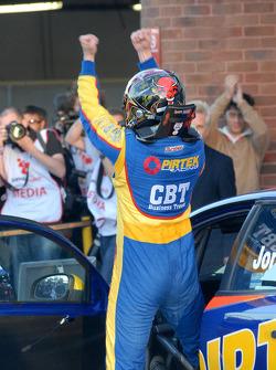 Race Winner Andrew Jordan