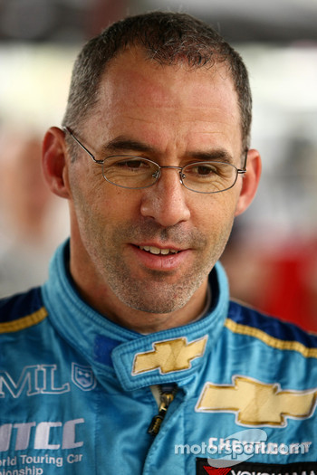 Alain Menu, #14 Trading Post Racing