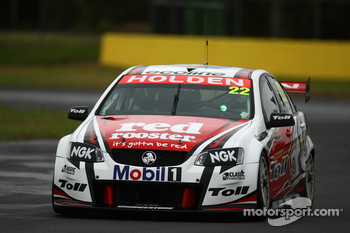 Will Davison, Ryan Briscoe, #22 Toll Holden Racing Team
