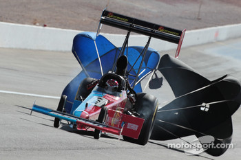 Clay Milican, 2008 Nitrofish Wear Hadman Dragster