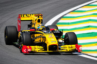 Forma-1 Fotók - Robert Kubica, Renault F1 Team