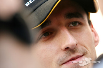 Another operation for Kubica