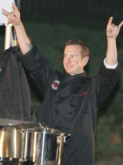 Asphalt Chef event: Kurt Busch