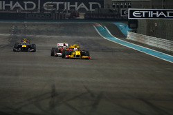 Vitaly Petrov, Renault F1 Team, Fernando Alonso, Scuderia Ferrari and Mark Webber, Red Bull Racing