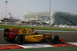 Mikhail Aleshin, Renault F1 Team