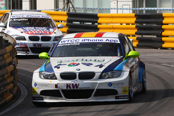 Sergio Hernández, Scuderia Proteam Motorsport BMW 320si