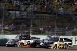 Johnny Sauter and Ron Hornaday