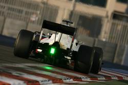 Sergio Perez, BMW Sauber F1 Team