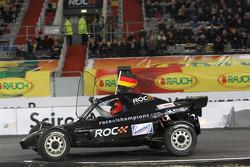 Group B, quarter final: Michael Schumacher