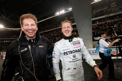 Nations Cup winner Michael Schumacher for Team Germany with Fredrik Johnsson