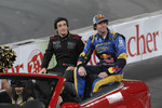 Alvaro Parente and Travis Pastrana