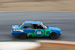 #88 Dominant Unit 1989 BMW 325I blue: Andrew Zimmermann, Tim Hannen