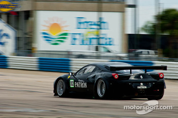 #002 Extreme Speed Motorsports Ferrari F458 Italia: Ed Brown, Guy Cosmo