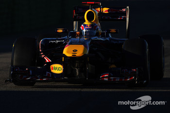 Mark Webber, Red Bull Racing, RB7