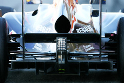 Red Bull Racing technical detail, difusor