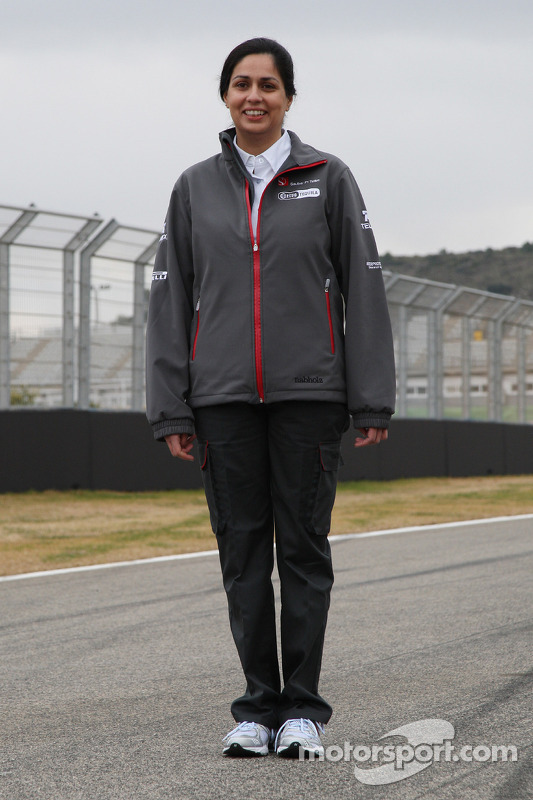 Monisha Kaltenborn, Managing director Sauber F1 Team