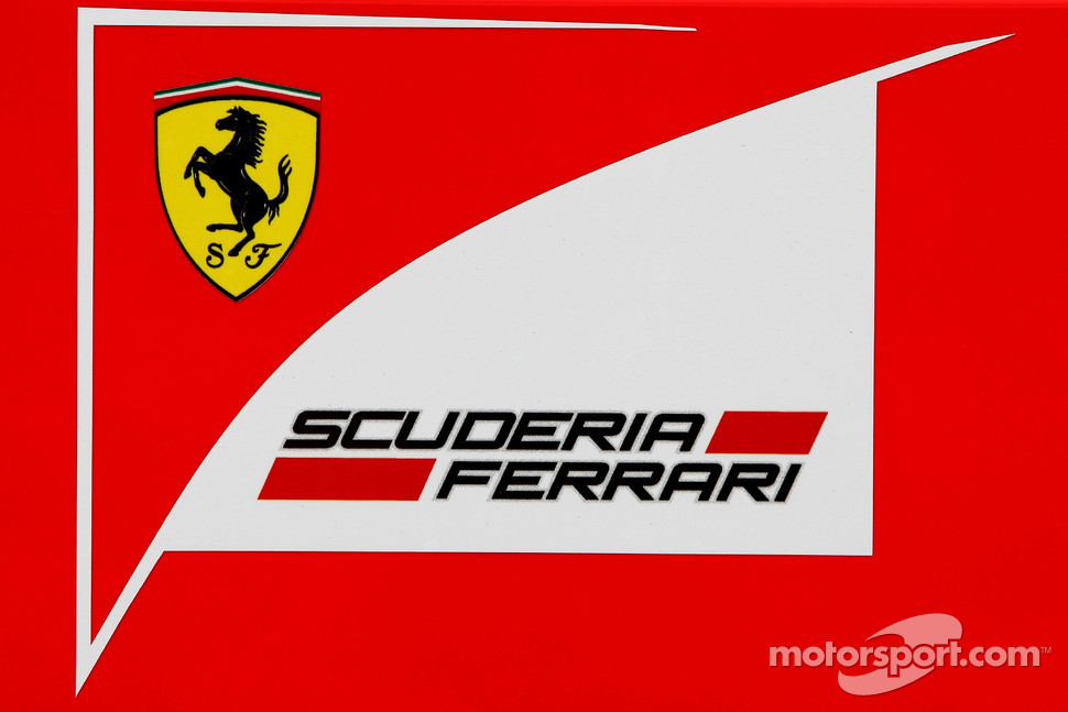 Scuderia Ferrari new logo