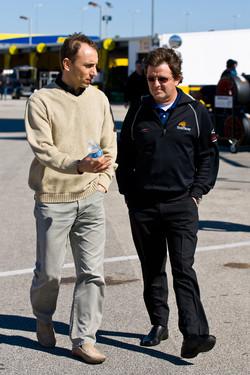 Max Angelelli and Wayne Taylor