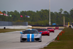 Ferrari 360 Challenge: Eric Johnson