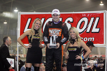 Kevin Swindell, Lucas Oil 25th Chili Bowl winner