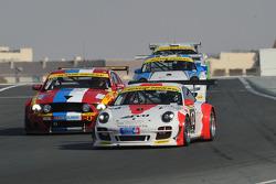 #12 FACH AUTO TECH Porsche 997 GT3 R: Carlo Lusser, Swen Dolenc, Heinz Arnold, Thomas Gruber, Heinz Bruder