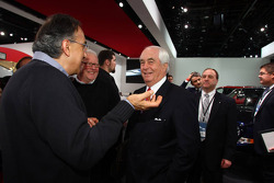 Sergio Marchionne, Ceo Fiat/Chrysler with Roger Penske