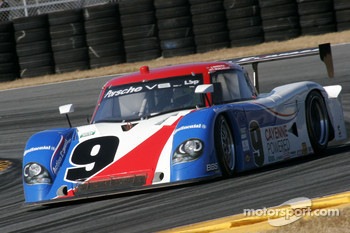 #9 Action Express Racing Porsche-Riley: Joao Barbosa, Terry Borcheller, Christian Fittipaldi, JC France, Max Papis