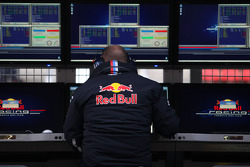 Red Bull Racing engineer
