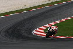 Marco Simoncelli of San Carlo Honda Gresini