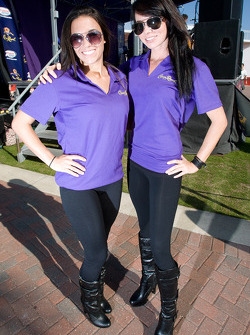 Charming Crown Royal girls