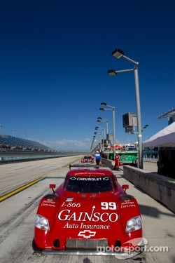 #99 GAINSCO/Bob Stallings Racing Chevrolet Riley: Jon Fogarty, Alex Gurney