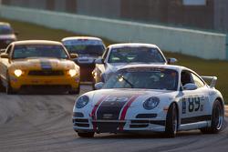 #89 Ranger Sports Racing Porsche 997: Marcelo Abello, Frank Rossi