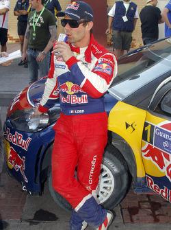 Sébastien Loeb, Citroën DS3 WRC, Citroën Total World Rally Team