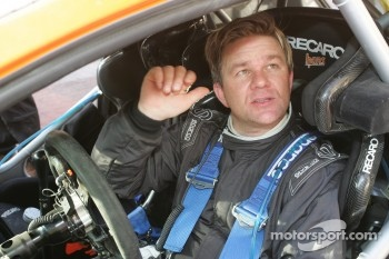 Henning Solberg, Ford Fiesta RS WRC, M-Sport Stobart Ford World Rally Team